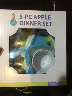 5 pc set new from baby Co.reason for selling receive as a gift i already have one.