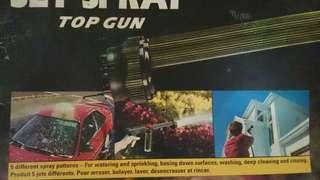 噴水槍(洗車、洗牆壁、澆花)