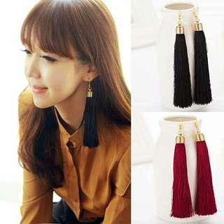 Tassel earrings / anting murah