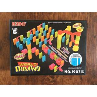 🚚 Domino塑膠骨牌 76片-現貨