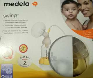 FREE SF : Medela Swing breast pump