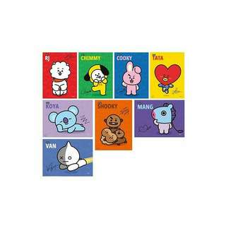 Onhand BT21 150 PCS JIGSAW PUZZLE IN TUBE