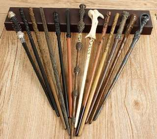 (PO) HARRY POTTER WANDS + FREE GIFTS!!