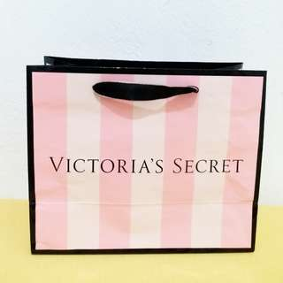 Paperbag victoria secret