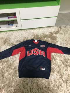 Sweater / Sweatshirt USA Basketball (Grade ORI)