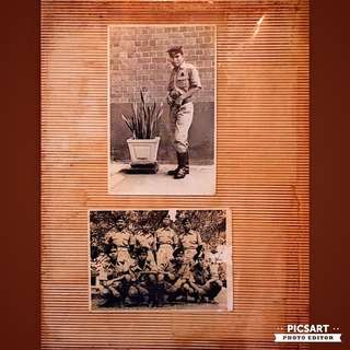 Vintage Black and White Photos revealing Singapore Malay Life & Culture and the main character was a Singapore Police Man.  Detail below. 35pcs 3R-size + big-size Ring Album with Cat Motif for $68 Clearance offer. Sms 96337309.