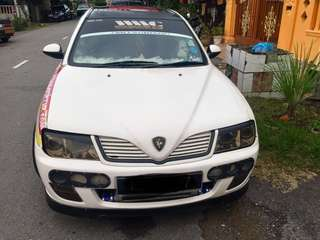 Proton waja turbo 1.8