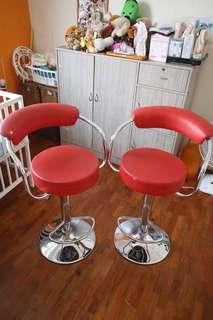 Mandaue Foam Adjustable Height Bar Chair