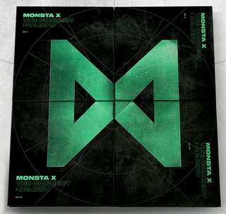 [PRE-ORDER] MONSTA X - THE CONNECT:DEJA VU