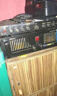 Power stereo trafo masing2 10a.parametric
