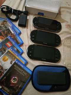 PS VITA UNITS FOR SALE!!!