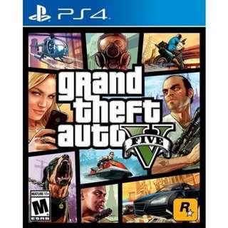 Grand Theft Auto V  ( Grand Theft Auto 5, GTA V, GTA 5, GTAV, GTA5 )