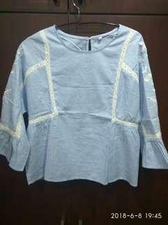 Zara inspired blouse