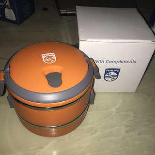 Philips 2 Tier Food Container