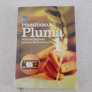 Pinagyamang Pluma 1