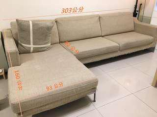 二手L型沙發
