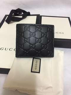 🇬🇧英國🇬🇧購回:香港現貨:Gucci 大GG專門店款銀包