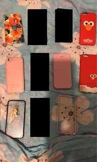 [簡約][哥基][Elmo]iPhone 6/plus phone case