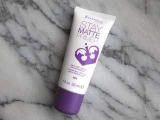 Rimmel Stay Matte Foundation Primer
