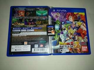 PS Vita kaset PSVita original total 11 kaset