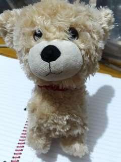 Toy barking dog