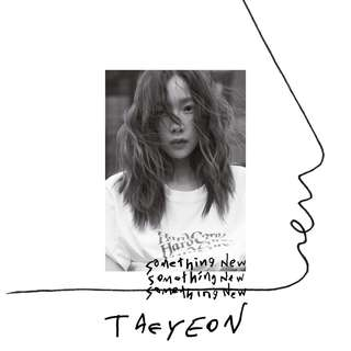 [PREORDER] Taeyeon - Something New