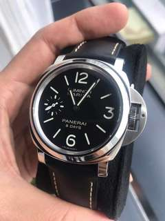 🆕 Authentic PANERAI PAM510 Luminor Marina 8 days