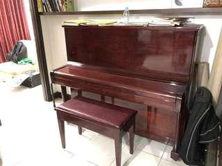 Upright Piano Zen-On UZ-24
