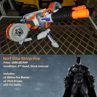 NERF ELITE RHINO-FIRE