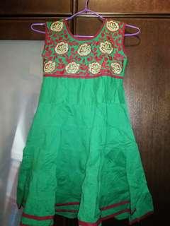 Two Punjabi suits (Age 7-8)