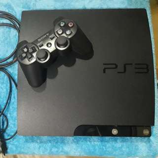Sony PS3 Slim Complete Package