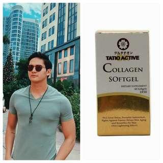 Collagen Softgel (Tatio Active Dx Collagen Softgel)
