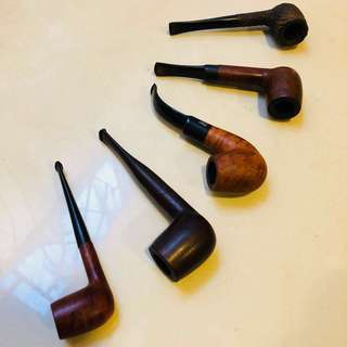Vintage Smoking Pipes