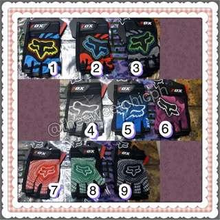 Fox Gloves (1 Pair) 1/5