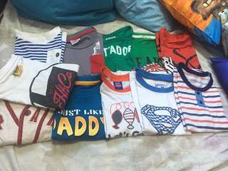 Pre-loved clothes for ur little boy