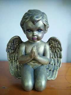 Pray Angel DIY Ceramics
