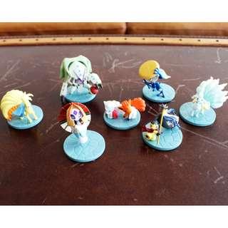Pokemon Center Exclusive Hyakko Poke Yaro Series Mini Figure Collection box set (Pre-Order)