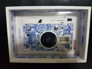 全新Lomo Instant 即影即有相機