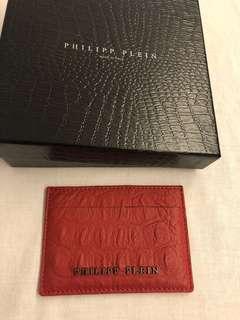 Philip Plein card holder