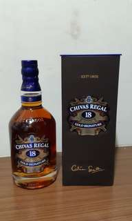 Chivas 18yo whisky 700ml