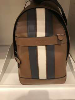 Coach men sling pack