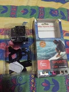 Sports Action camera 1080p