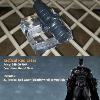 TACTICAL RED LASER (PICATINNY RAIL)