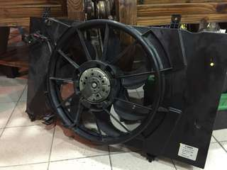 Proton Preve Fan shroud and fan blade