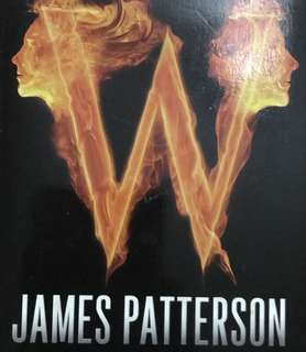 'Witch & Wizard' by James Patterson