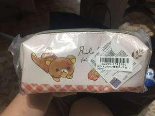 鬆弛熊筆袋