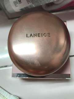 Laneige covering bb cushion spf no 21 beige