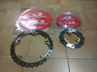 Racing Boy Brake Disc for Suzuki Belang