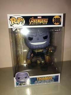 "10 inch Thanos Funko Pop Infinity War 10"""