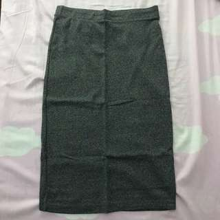 H&M Knee Length Pencil Skirt